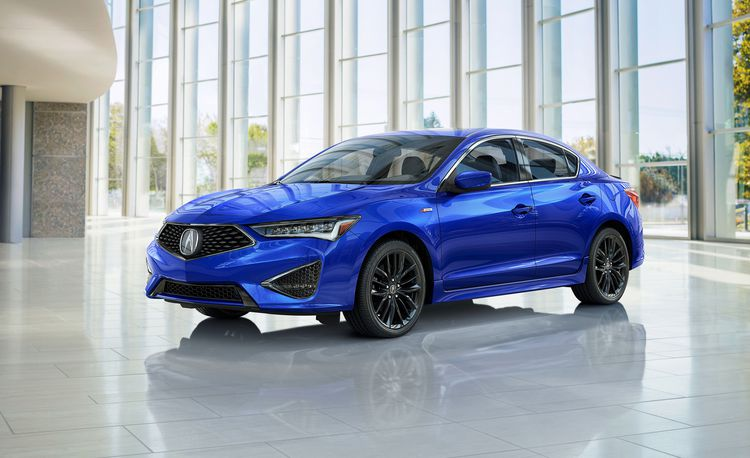 The 2019 Acura ILX Finally Looks Like a Sports Sedan